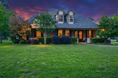 Montgomery Single Family Home For Sale: 9139 Grand Lake Estates Drive