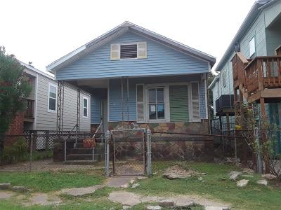 Galveston Single Family Home For Sale: 5321 Avenue M