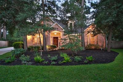 The Woodlands Single Family Home For Sale: 2 Emery Mill Place