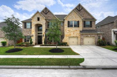 Cypress Single Family Home For Sale: 19423 Meadow Lakes Drive