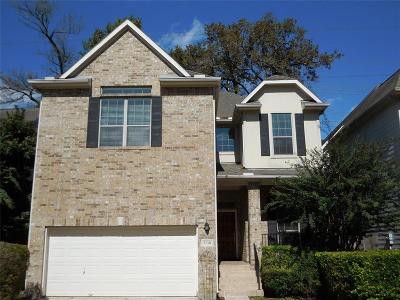 Houston Single Family Home For Sale: 3716 N Becca Lane