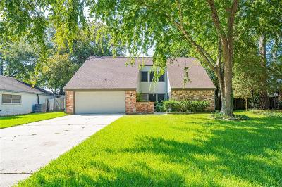 Conroe Single Family Home For Sale: 9934 Glen Jay Court