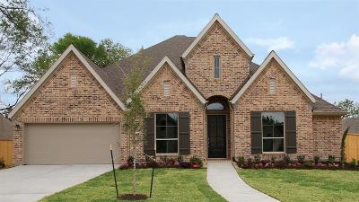New Caney Single Family Home For Sale: 18902 Cason Glen Drive
