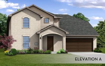 Crosby Single Family Home For Sale: 607 Companion