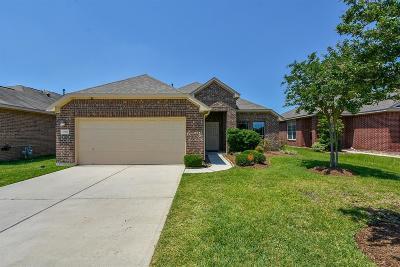 Tomball Single Family Home For Sale: 12939 Millstream Bend Lane