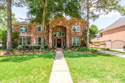Tomball Single Family Home For Sale: 16703 Avenfield Road