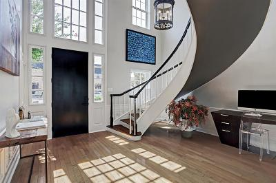 Houston Condo/Townhouse For Sale: 2111 Stonewalk Drive