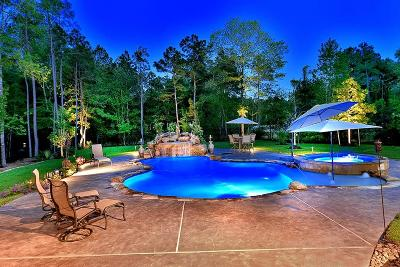 Conroe, Spring, The Woodlands Single Family Home For Sale: 3902 Boden Lane