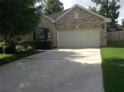 Conroe Single Family Home For Sale: 95 N Bendrook Loop