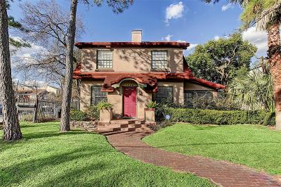 Houston Single Family Home For Sale: 1206 Missouri Street