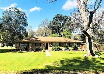 Sweeny Single Family Home For Sale: 401 Avenue A