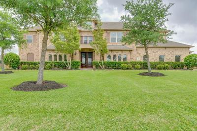 League City Single Family Home For Sale: 1844 Bending Stream Drive