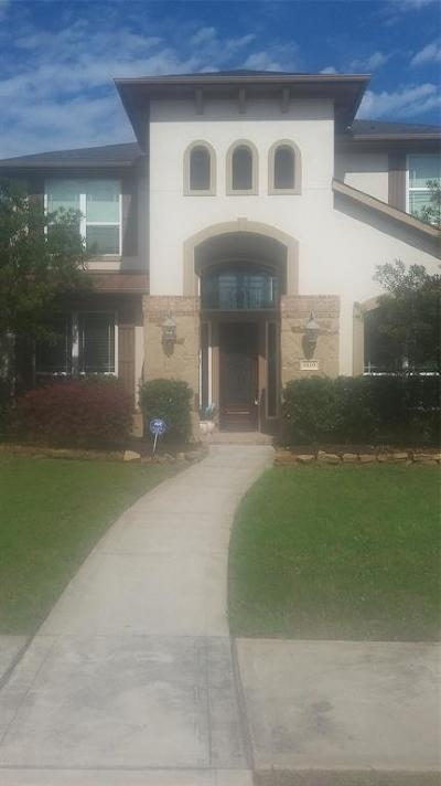 Sugar Land Single Family Home For Sale: 6119 Apple Bluff