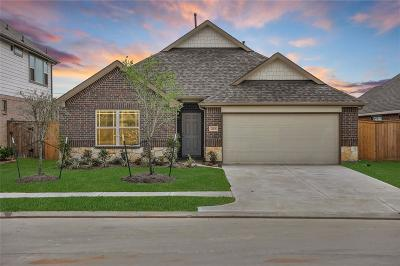 Single Family Home For Sale: 20638 Riley Copper Drive