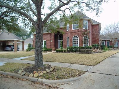 Sugar Land Single Family Home For Sale: 3306 Medinah Court