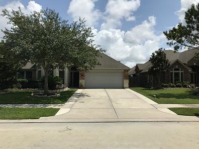 League City Single Family Home For Sale: 6086 Trent Court
