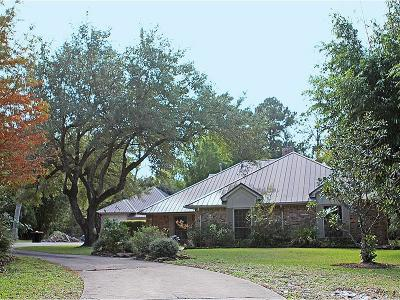 Friendswood Single Family Home For Sale: 1312 Steele Drive