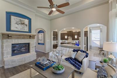 Richmond Single Family Home For Sale: 322 Arbor Ranch Circle