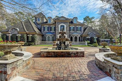 The Woodlands Single Family Home For Sale: 26 Damask Rose Way