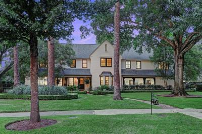 Braeswood Single Family Home For Sale: 2330 Blue Bonnet Boulevard