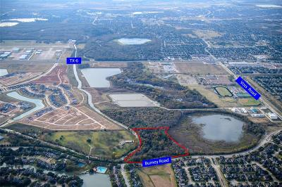 Sugar Land Residential Lots & Land For Sale: 1527 Burney Road