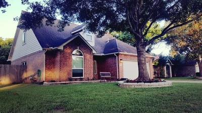 Katy TX Single Family Home For Sale: $206,000