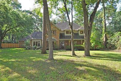 Kingwood Single Family Home For Sale: 2710 Woods Estates Drive