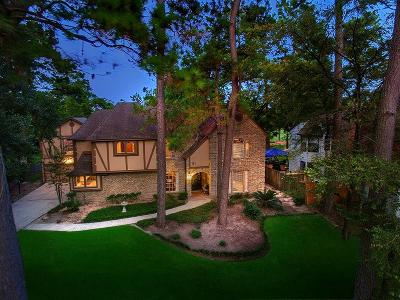The Woodlands Single Family Home For Sale: 81 Huntsmans Horn Circle