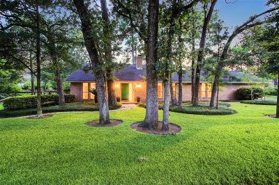 Memorial Single Family Home For Sale: 411 W Gaywood Drive