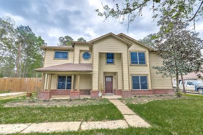 Magnolia Single Family Home For Sale: 314 Westwood North Drive