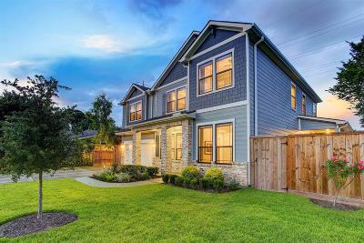 Houston Single Family Home For Sale: 1302 Story Street