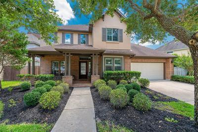Katy Single Family Home For Sale: 3719 Sunset Manor Lane