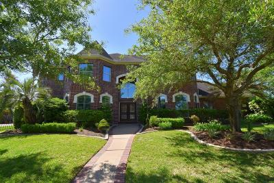 Pearland Single Family Home For Sale: 2607 Heatherbend Drive
