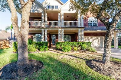 Seabrook Single Family Home For Sale: 1301 Darden Lane