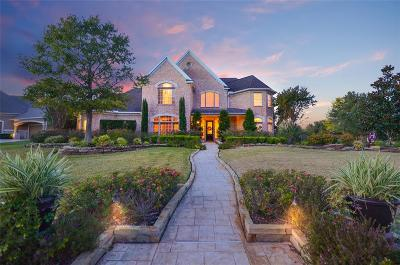 Cypress TX Single Family Home For Sale: $695,000