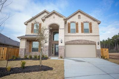 Conroe Single Family Home For Sale: 2957 Fox Ledge Court