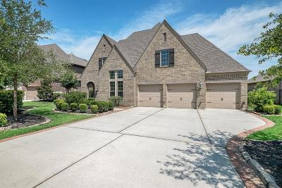 The Woodlands Single Family Home For Sale: 7 Solebrook Path