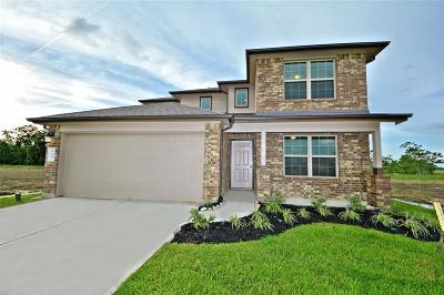 Rosharon Single Family Home For Sale: 627 Ashley Falls