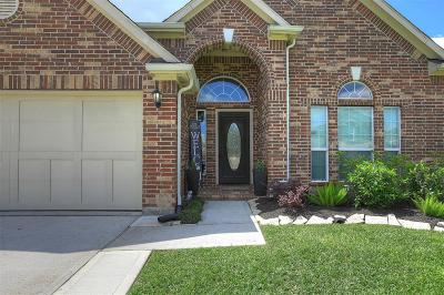 League City Single Family Home For Sale: 1512 Nacogdoches Valley Drive