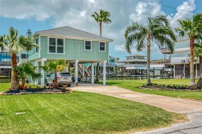 Tiki Island Single Family Home For Sale: 1311 Hawaii Drive