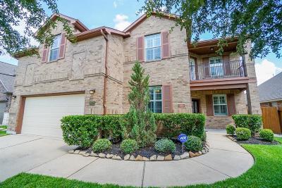 Katy Single Family Home For Sale: 26634 Durango Canyon Lane