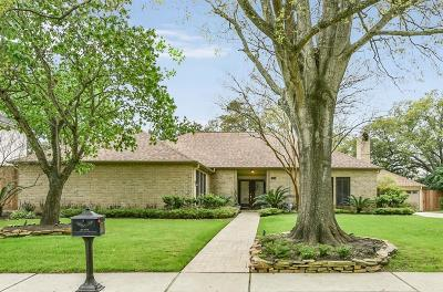 Houston Single Family Home For Sale: 1322 W Vistawood Drive