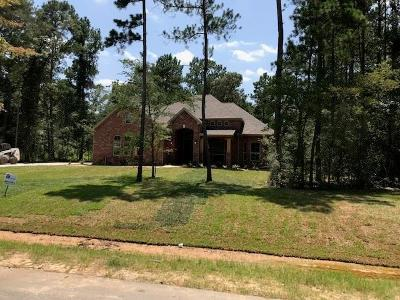 Magnolia Single Family Home For Sale: 17571 Country Meadow