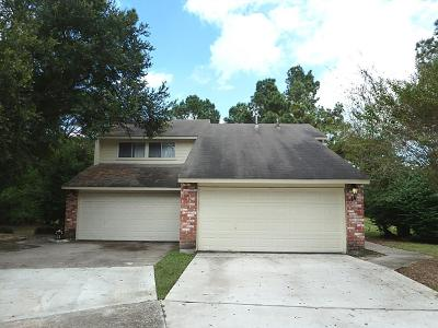 The Woodlands Single Family Home For Sale: 14 Blue Fox Court