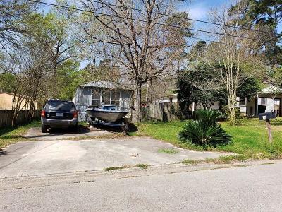 Conroe Single Family Home For Sale: 68 Ridgeway Drive