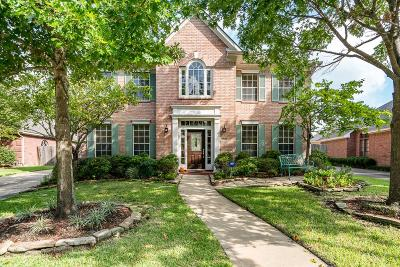 Houston Single Family Home For Sale: 7926 Ivy Trail Court