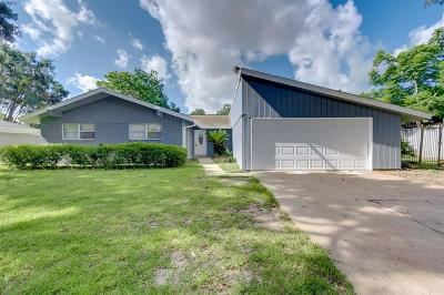 Houston Single Family Home For Sale: 7813 Valley View Lane