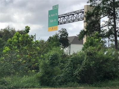 Houston Residential Lots & Land For Sale: 821 N Loop