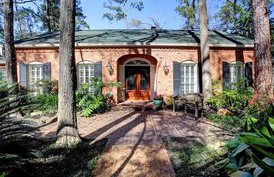 Houston Single Family Home For Sale: 11918 Steppingstone Lane
