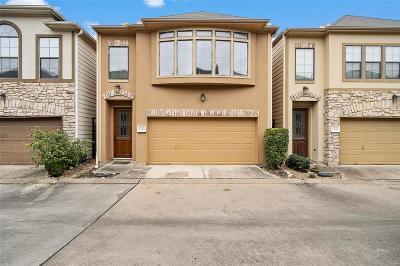 Houston Single Family Home For Sale: 1330 Studer Street